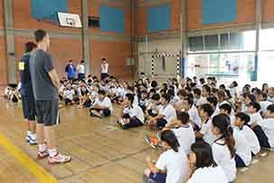 Clínica Voleibol