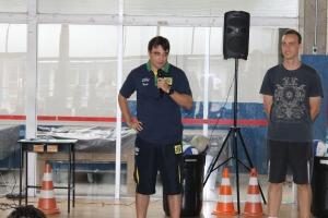 Rubinho - assistente seleçao brasileira voleibol