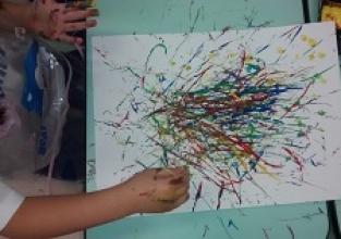 Liberdade artística: um outro jeito de pintar