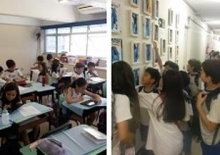 A arte expressionista no Ensino Fundamental