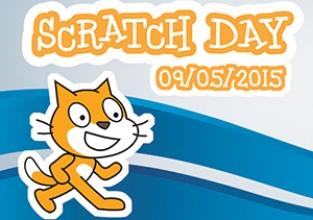 Criatividade e interação marcam o Scratch Day