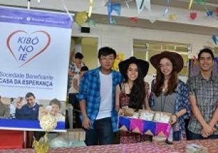 Projeto Kipipoca dá exemplo de participação social