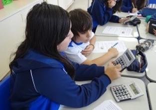 A calculadora e as expressões numéricas