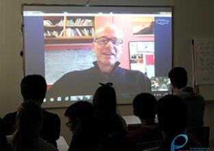 Pioneiro realiza webconferência com Marcelo Gleiser
