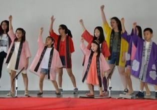 Gakuin Sai: a festa de encerramento dos cursos de Língua Japonesa e de Soroban
