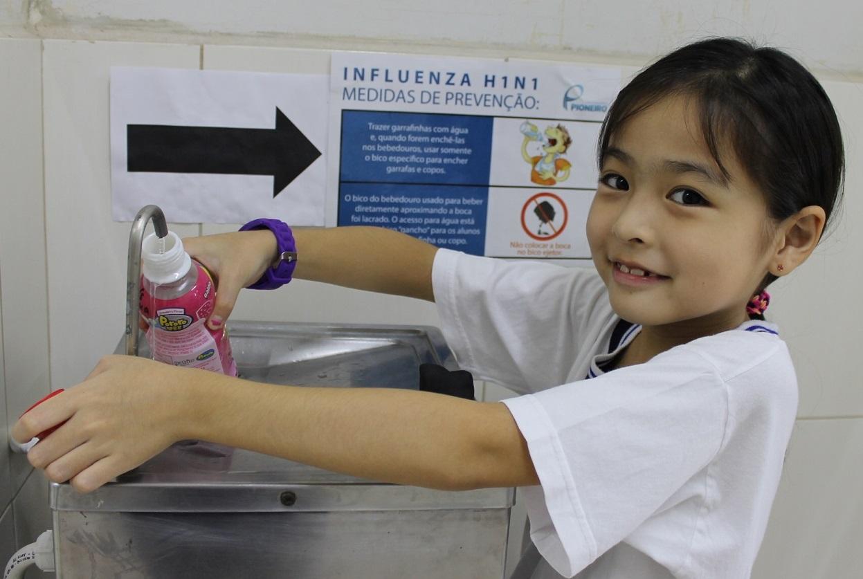 Campanha de prevenção do vírus H1N1