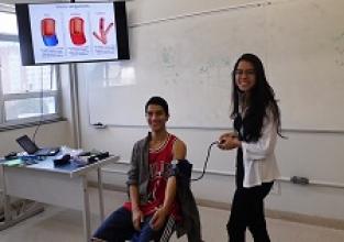 Aula prática: Medindo a pressão arterial