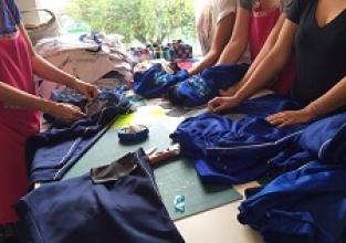 Vem aí a Campanha de doação e troca de uniformes