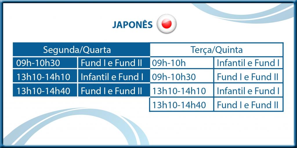 extra-japones-tabela