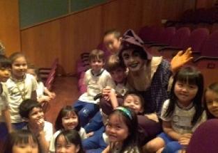 Uma aventura com o Mágico de Oz