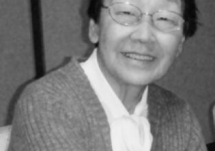 Nota de falecimento – Profª Elza Babá Akama