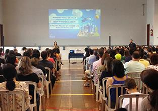 Pioneiro apresenta o projeto pedagógico da escola aos pais