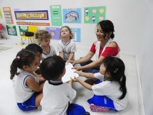 Educação infantil IB
