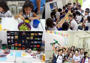 Acolhimento e adaptação na Educação Infantil e 1º anos