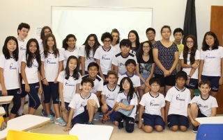 representantes de classe 2017