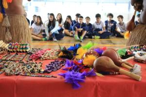 atividade cultural - kariri xoco