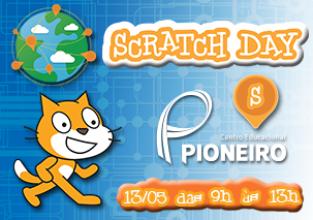 IV Scratch Day do Pio: programe você também!
