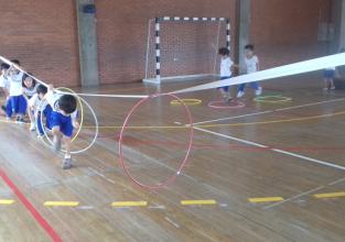 O envolvimento e o prazer nas aulas de Educação Física
