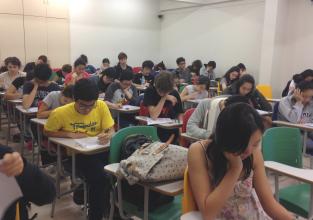 Ensino Médio participa de simulado Geekie