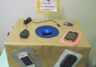 Campanha de coleta de celulares e baterias do Período Integral Opcional é um sucesso!