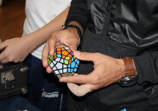 Workshop de Cubo Mágico com Renan Cerpe