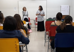 A literatura no centro do debate entre os professores do PIO