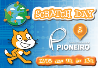 V Scratch Day do Pio: venha programar com a gente!