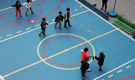 Férias: agito e muita diversão animaram a escola