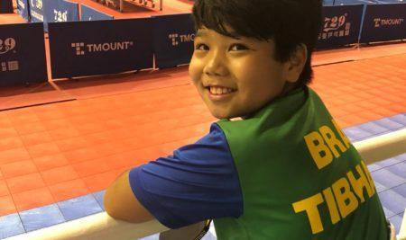 Esporte: Pio também tem feras da raquete