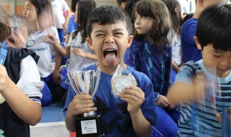 Empate histórico marca Torneio das Cores 2018