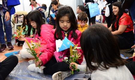 22º Festival do Japão: Pioneiro tem oficina de ikebana e escrita em japonês