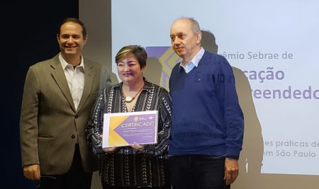 Pioneiro é 1º lugar na categoria estadual de prêmio Sebrae de empreendedorismo